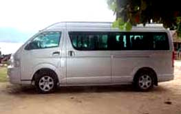 Bangkok to Koh Chang private transfers