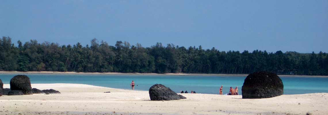 Koh Chang to Koh Kham