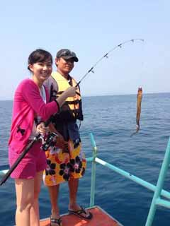 Fishing with Rodjanaphan