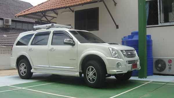Koh Chang Cars for rent