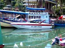 Private Boats to hire on Koh Chang