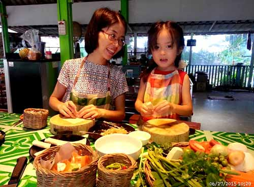 The Napalai Thai Cooking School