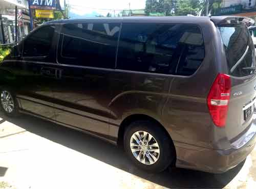 Private VIP Minivan for transfers to Koh Chang