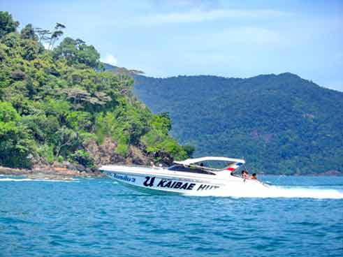 Koh Chang Snorkeling by Speed Boat